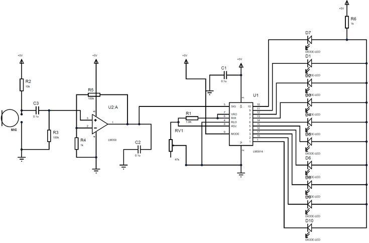 ir remote extender schematic