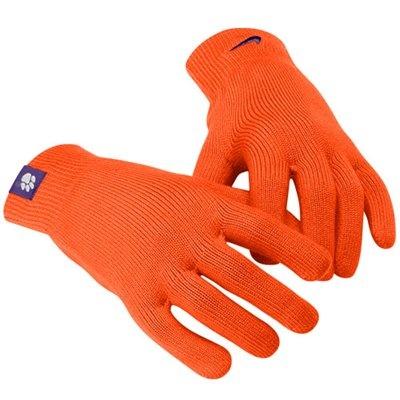 Nike Clemson Tigers Ladies Orange Knit Gloves
