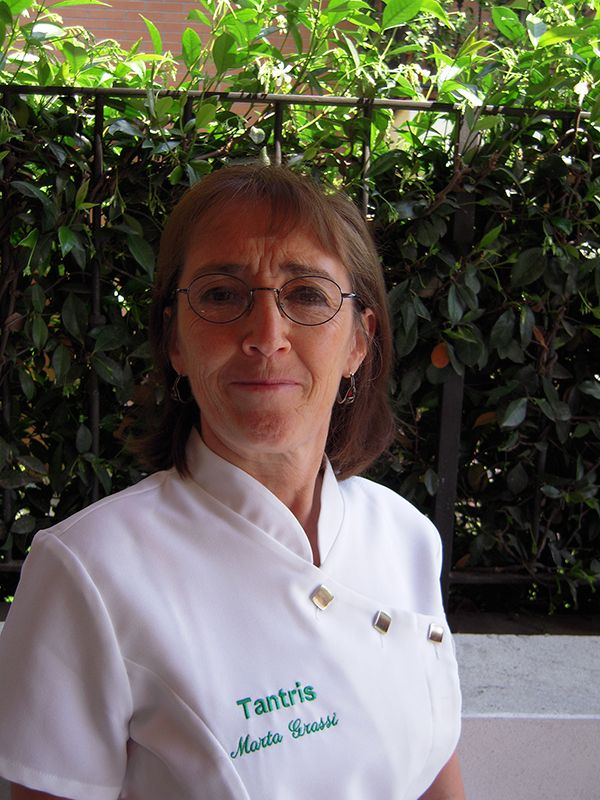 Marta Grassi (Tantris, Novara TO)