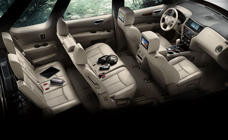 2014 Nissan Pathfinder Hybrid SUV | Nissan USA