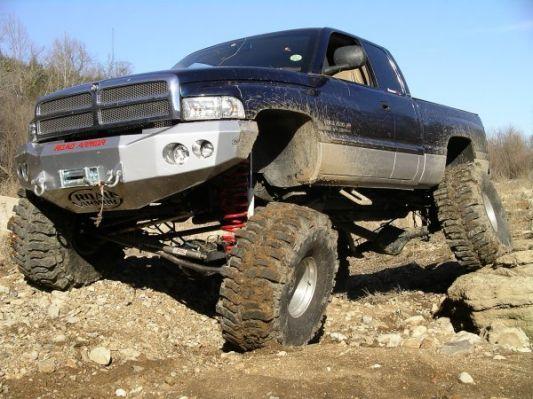 2001 dodge ram 1500 4x4 off road