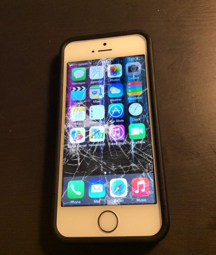 Crack phone screen app