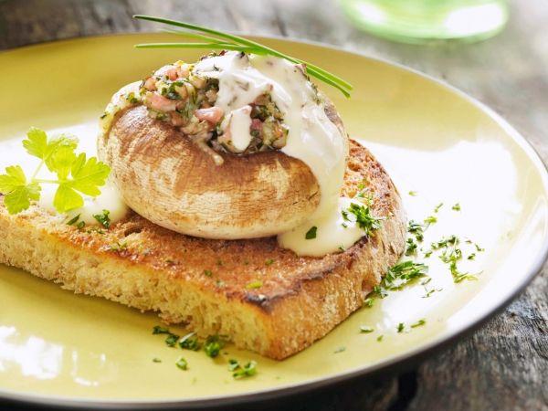 Toast champignon - Libelle Lekker!