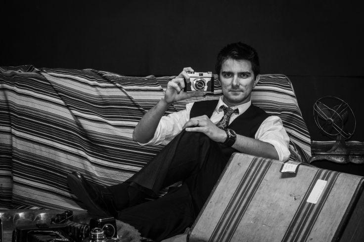 Ottawa Photographer. Self portrait