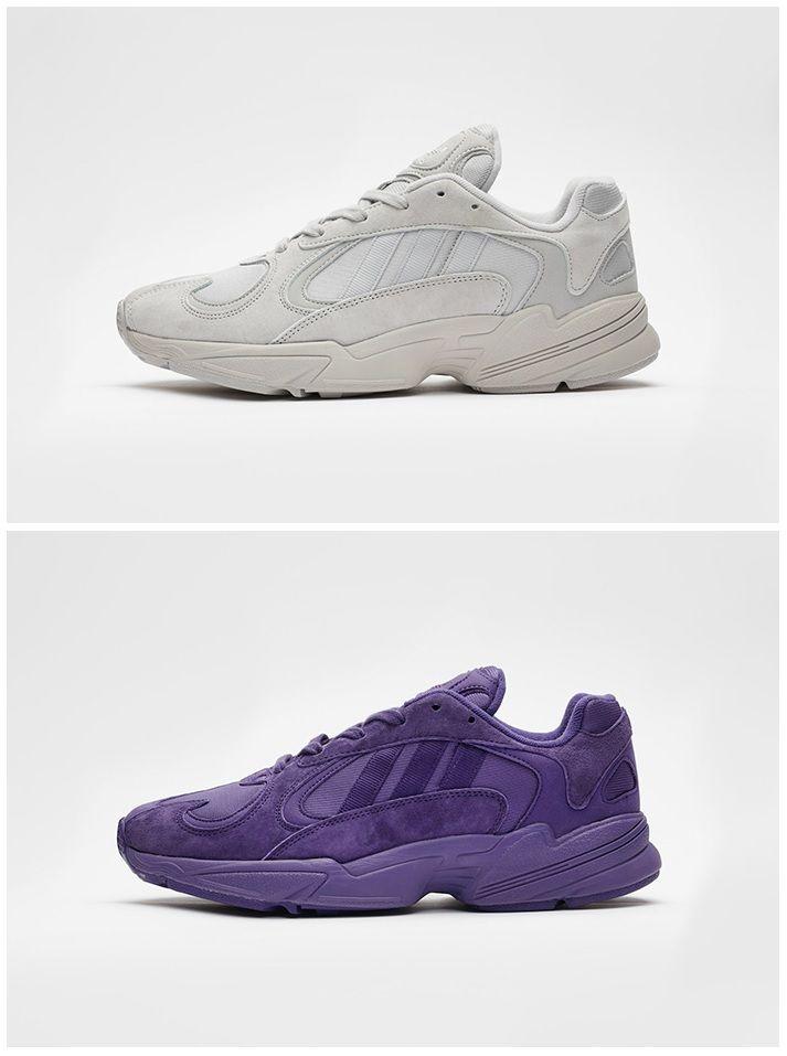 timeless design afe36 a3a4c adidas Originals Yung-1