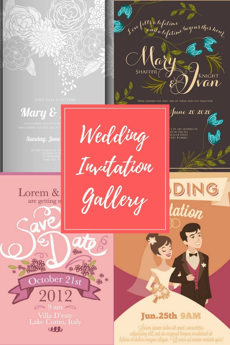 405 best Wedding Invitation images on Pinterest