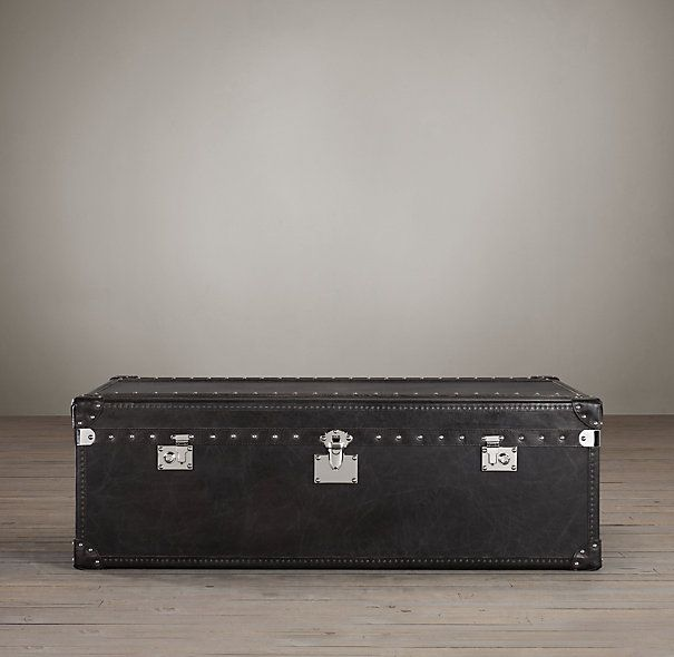 Steamer Trunk Coffee Table Ideas: 16 Best Images About Decorating With Hides (and Taste