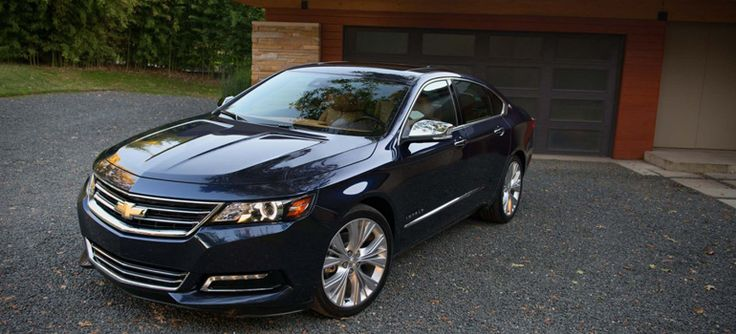 2014 Chevrolet Impala LTZ vs. 2014 Ford Taurus Limited