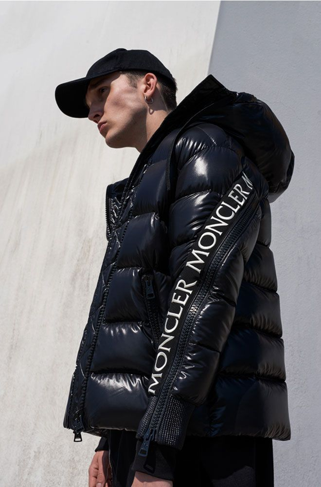 8582c4cfe Moncler x Stylebop | most fashion in 2019 | Jackets, Mens down ...