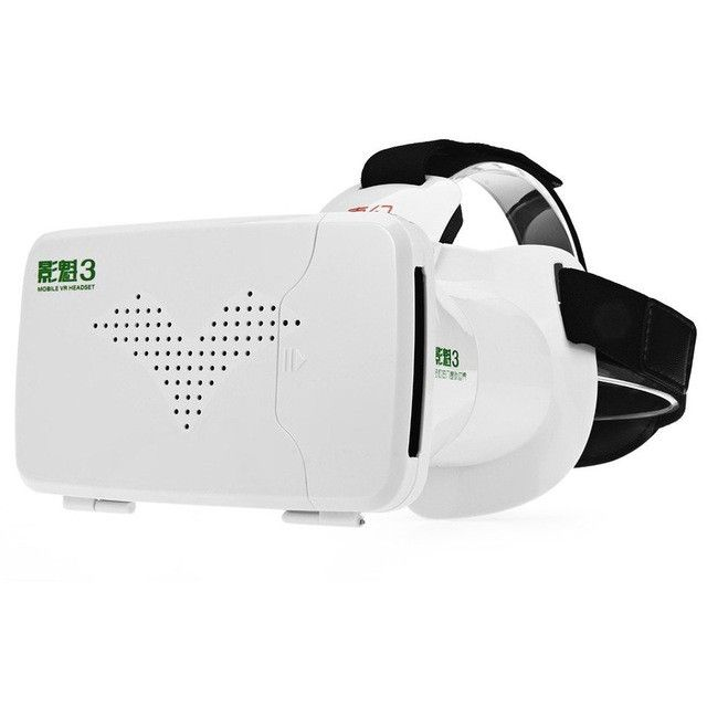 NEW 2017 Virtual Reality 3D Headset Private Theater - For Smartphone
