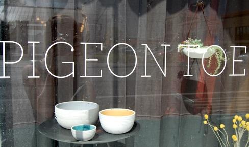 Pigeon Toe Ceramics, Portland