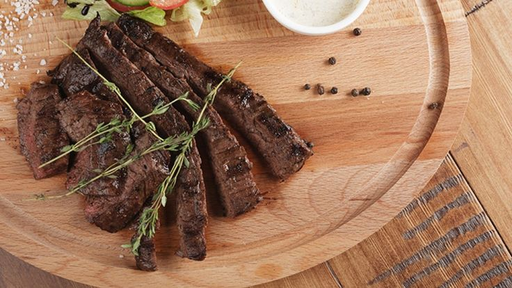 Take your grilled steaks to the next level with this rich and tasty marinade recipe.
