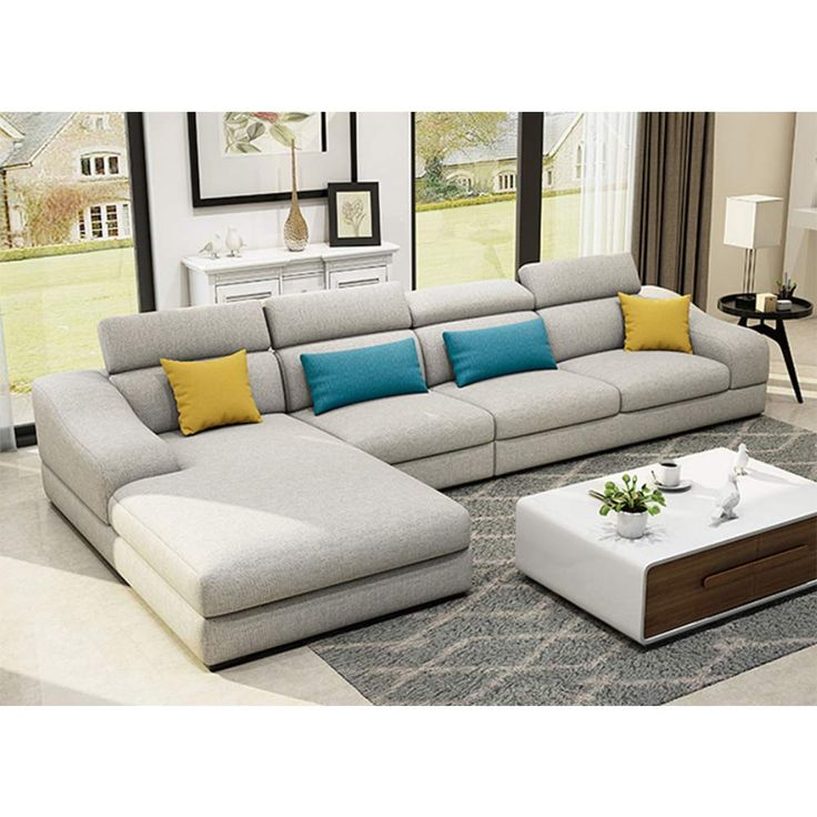 material this sofa is made of high quality cotton rich