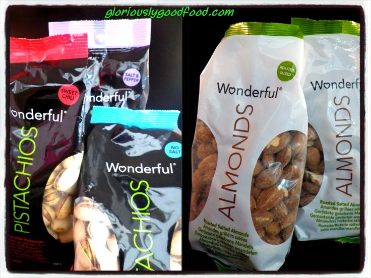 Wonderful Pistachios | Wonderful Almonds | Review