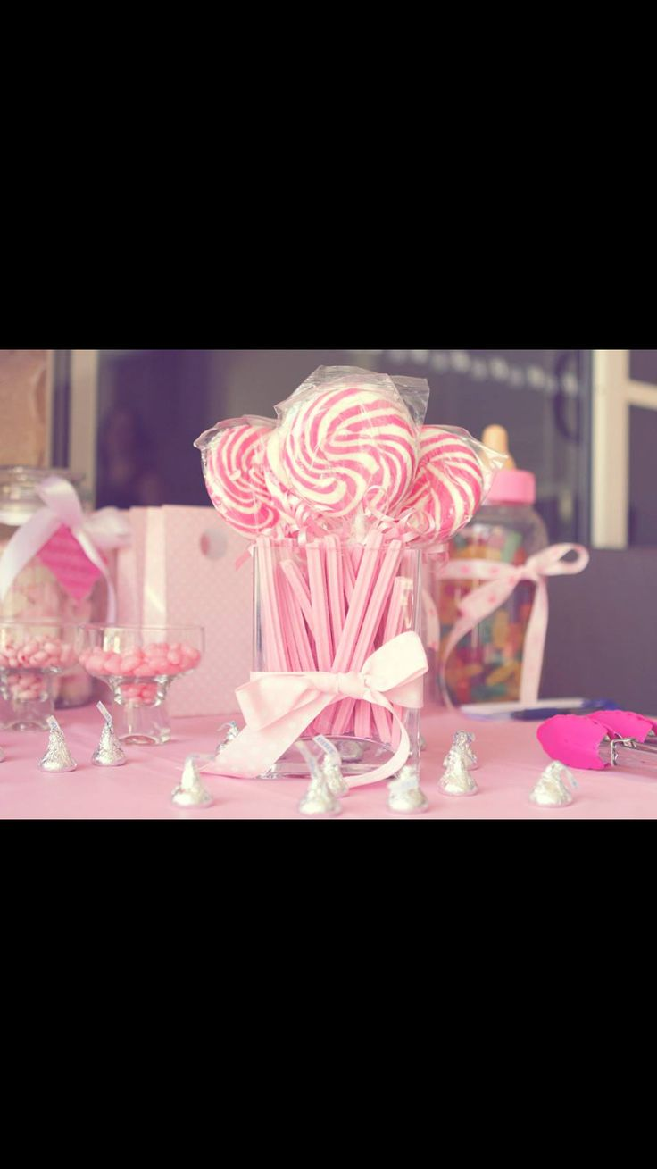 Lolly table pink