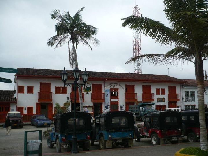 Pueblo de Salento