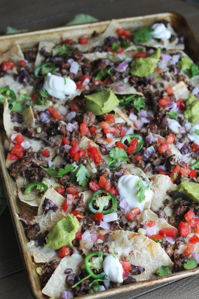 There is nothing better than watching a football game while chowing down on your favorite snacks. Well maybe having a pint of your favorite beer to go along with it. I first made these nachos with some chicken I slow cooked in a homemade taco spice mix and some salsa. Now while those were great…I thought I needed to do something a little quicker than a slow cooker for game day…well until it gets cooler for chili. And let's be honest Continue Reading...