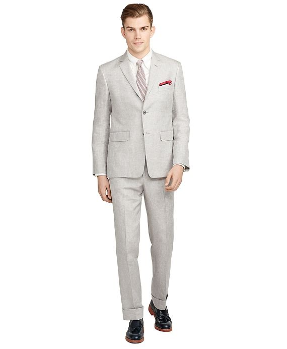 5 Linen Mens Suits for Spring/Summer Inspired by Zac Efron Bad Grandpa Look