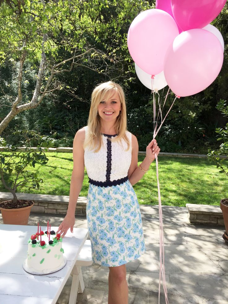 Reese Witherspoon's party at her home
