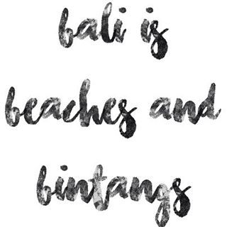 Bali = beaches and Bintangs! Amen!  #adventure #bali #baliexpat #exploring #islandparadise #indonesia #instatravel #travel #travelquote #quote
