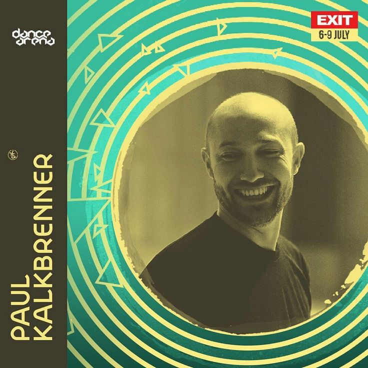 Paul Kalkbrenner to play the Dance Arena at Exit Festival 2017