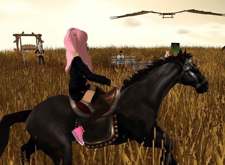 Na koniu :>