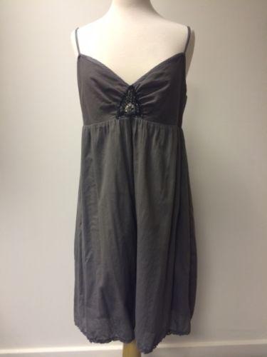 Linen Noa Noa summer dress size M - VGC | eBay