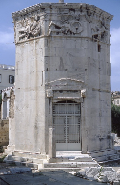 The Tower of the Winds #Athens #Greece #Athene #Griekenland