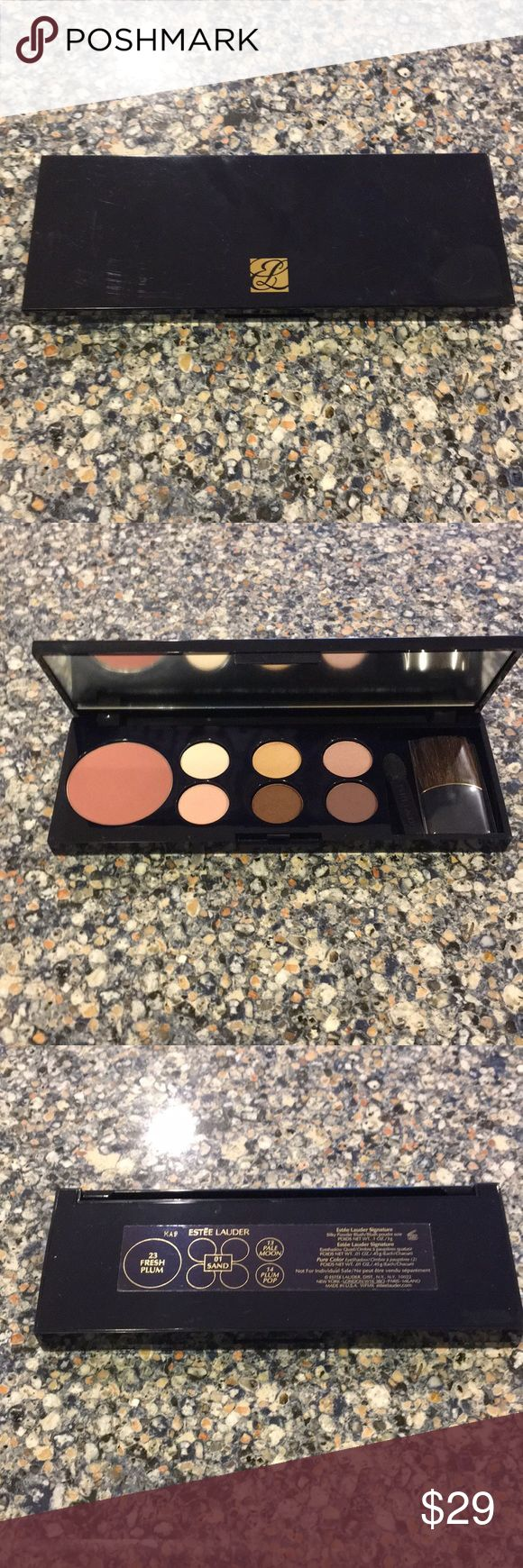 ✨Make an Offer✨Estée Lauder Eye Shadow Palette! NEW (without box!) Super cute shades and colors! Amazing deal! 😊 Estee Lauder Makeup Eyeshadow