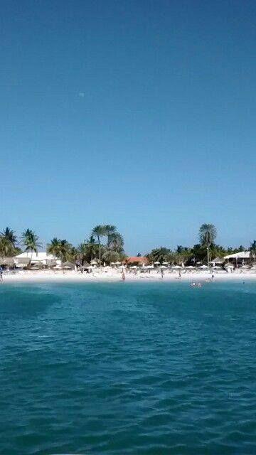 Vzla playa la punta . isla de coche,Venezuela.