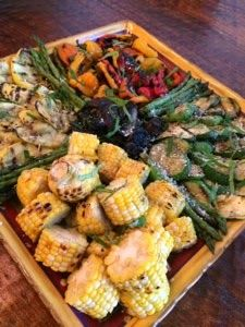 I'm not a Chef, I'm Italian...: Verdure alla Griglia (Grilled Vegetables)
