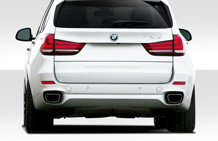Awesome BMW 2017: 2014-2016 BMW X5 F15 Duraflex M Sport Look Rear Bumper Cover - 1 Piece... Car24 - World Bayers Check more at http://car24.top/2017/2017/02/26/bmw-2017-2014-2016-bmw-x5-f15-duraflex-m-sport-look-rear-bumper-cover-1-piece-car24-world-bayers/