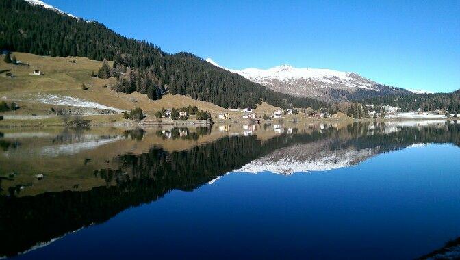 Davos, CH - walking, skiing, stunning