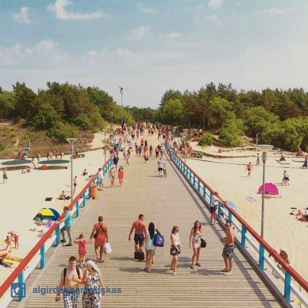 Palanga beach | Woact.com