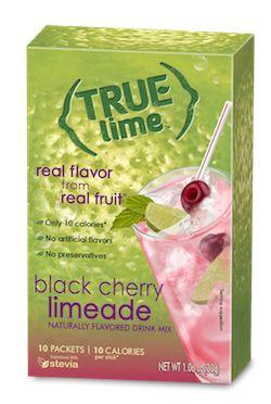 True Lime™ Black Cherry Limeade