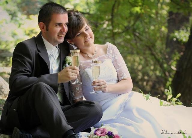 Diana Atelier: Menyasszonyi ruhavarrás - csodás képek