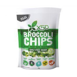 #broccoli #broccolichips #x50 #sproutmarket