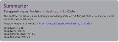 LibCafe summarized via Summarizr #LibCafe #kcafe