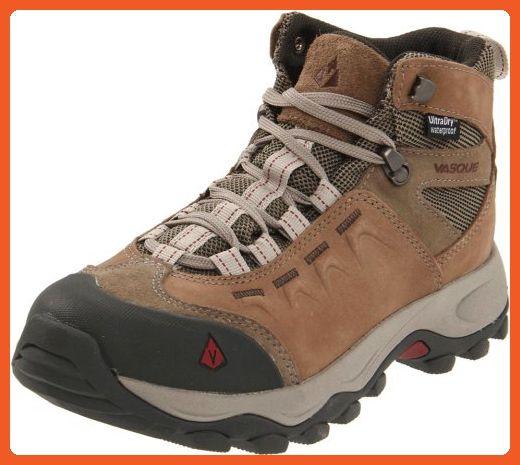 Vasque Women's Vista WP Hiking Boot,Brindle/Rumba Red,6.5 M US - Boots for women (*Amazon Partner-Link)