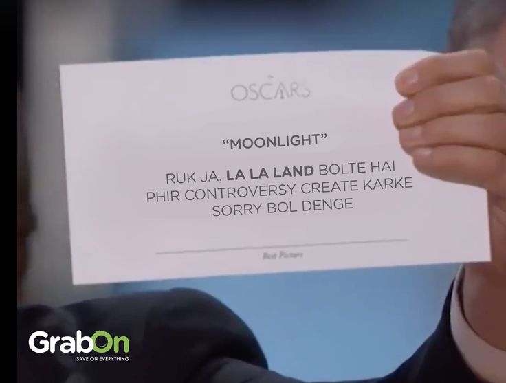 What's a great show without some Hollywood-style drama 😉  #oscars #oscars2017 #moonlight #lalaland #MoonlightMovie #Moonlaland #WarrenBeatty