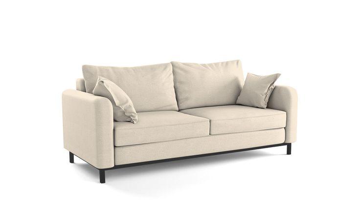 Interior Design : Cara mudah mengubah konsep ruangan Kamu adalah dengan mengganti sofa yang digunakan. Gunakan Elis 3 Seater Sofa dan lihat bagaimana sofa ini menjadi pusat perhatian di sudut hunian Kamu.