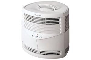 Honeywell 18155 SilentComfort Permanent, True HEPA Air Purifier
