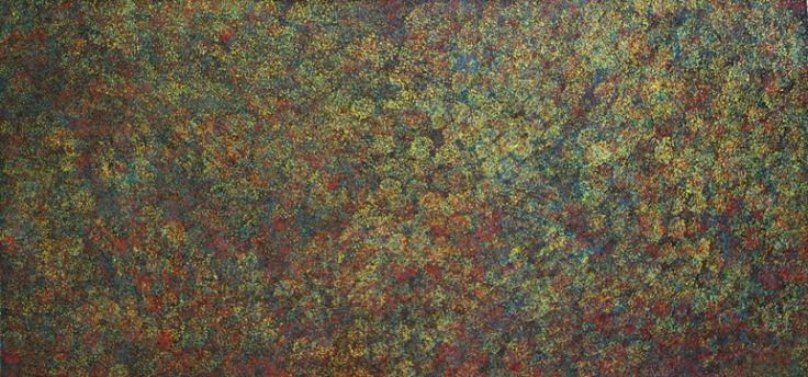 Bush Plum  by June Bird Petyarre (Ngale) on Marrang Art