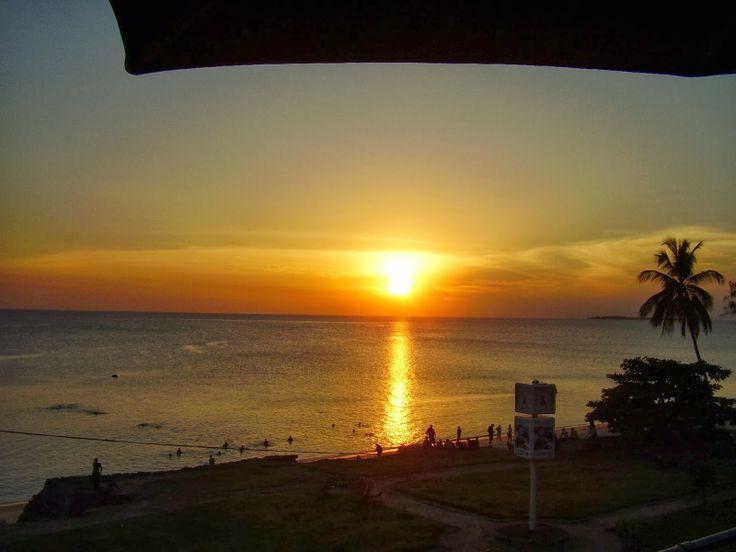 Sunset in Stone Town  http://www.travelstories.it/2014/02/viaggio-zanzibar-non-solo-mare-non-solo.html  #Stonetown #sunset #Africahotel #africa #zanzibar #tanzania