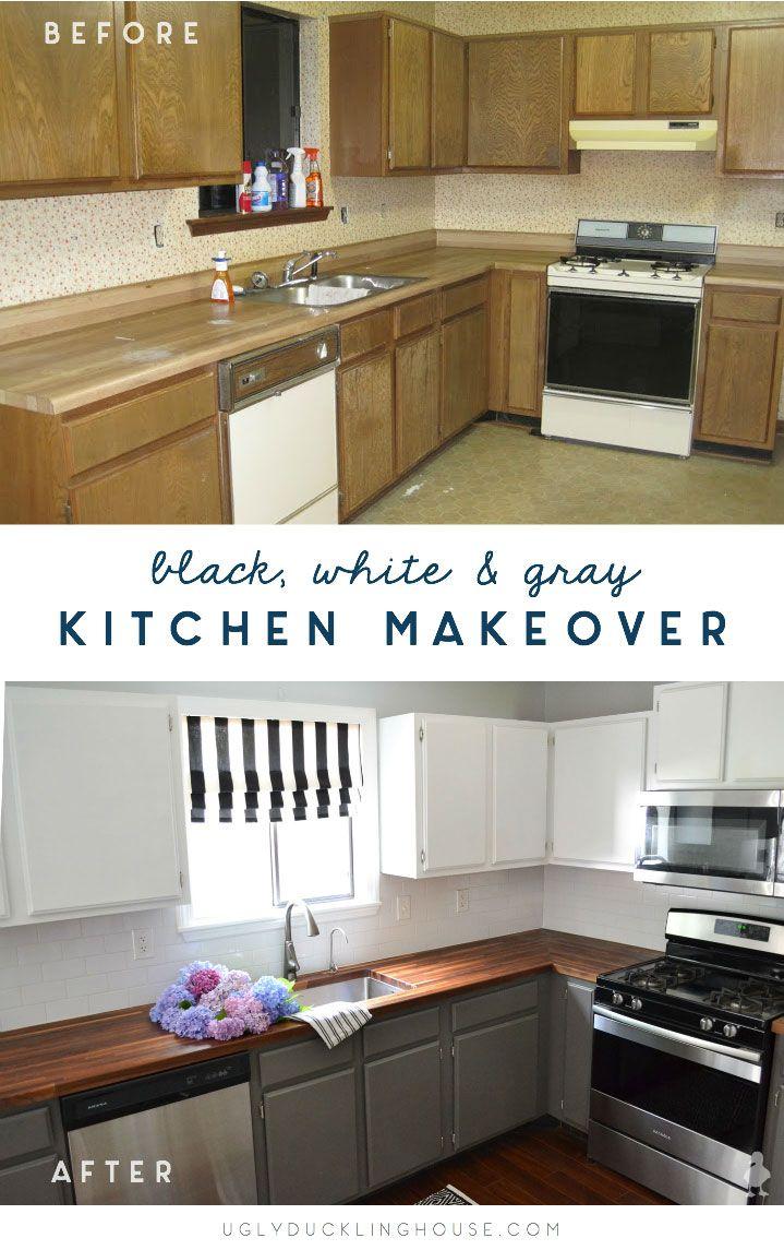 Kitchen Kitchen Diy Makeover Cheap Kitchen Makeover Diy Kitchen