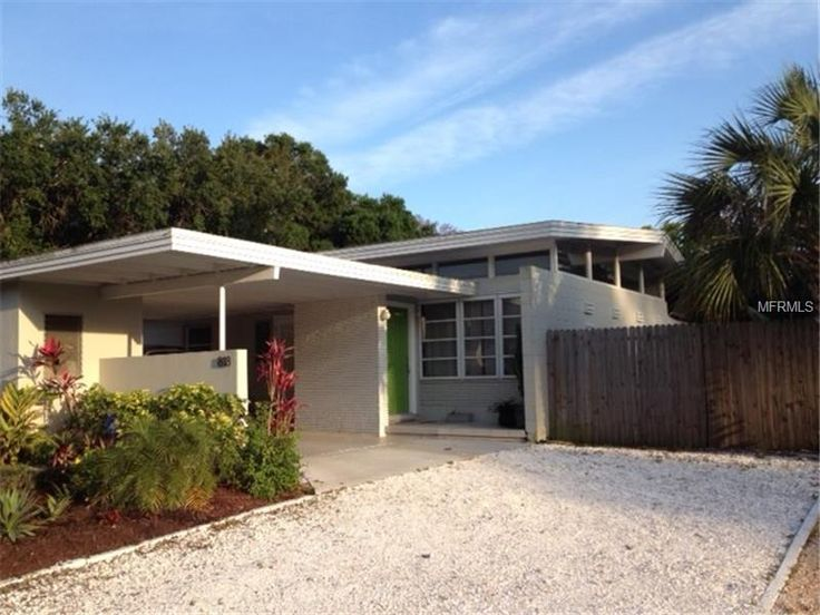 197 best mid century modern homes tampa images on for Modern house for sale