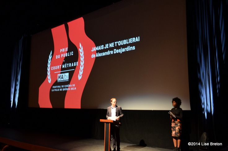 Les gagnants et les films primés au FCVQ 2014 // Crédit photo Lise Breton