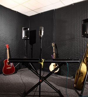 Sound Proof Music Room. Awesome!