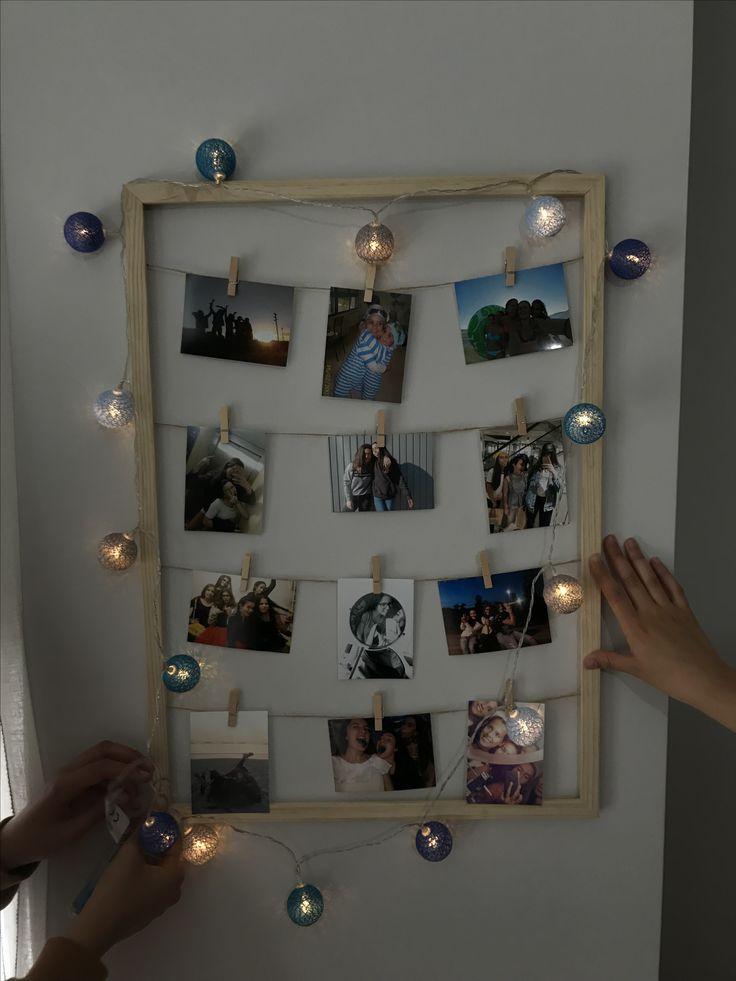 Regalo original para amigas #regalo #amiga #fotos #luces #goals
