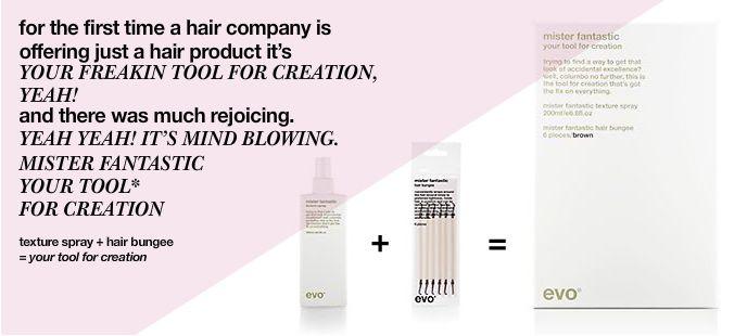 Evo - Evo Hair Products